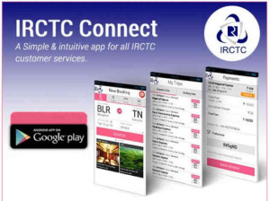 irctc-connect