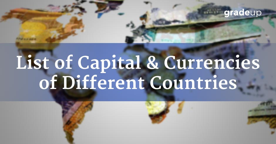 all country names list with capital and currency pdf free
