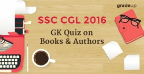 Famous books and their authors for competitive exams
