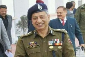 S.P. Vaid to be J&K's new Director General of Police