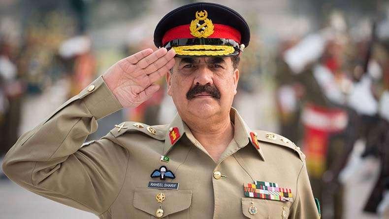 Former Army Chief Gen Raheel Sharif joins Saudi-led military coalition