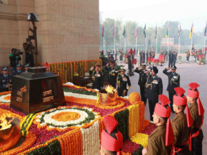 Army Day being observed
