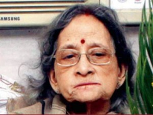 Veteran film and stage actor Gita Sen