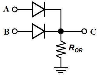 resistors wiring diagram symbols with Diode Equivalent Circuit Logic Gates on Diode Equivalent Circuit Logic Gates as well Electricity additionally Current Voltage Characteristics as well DC 3 besides Reading Circuit Diagrams.