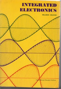 Integrated Electronics by Millman & Halkias