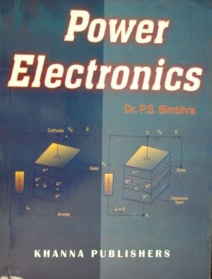 Power Electronics PS Bimbhra PDF - Ebooks Cybernog