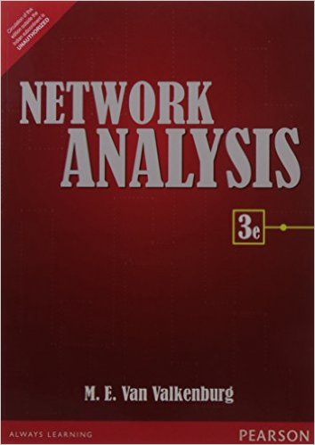 Best books for Electric Circuits (Networks)