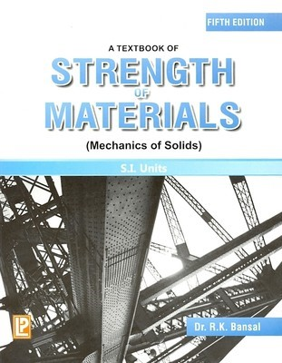 Strength Of Materials Book By Ramamrutham Pdf