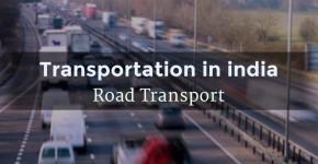 भारत में परिवहन: सड़क परिवहन